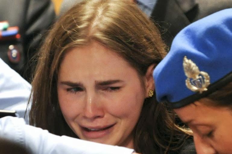 Amanda Knox, Italy, justice, murder, conviction, extradition, treaty