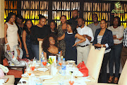 TAYO'S SURPRISE BIRTHDAY DINNER AT THE SOUTHERN SUN, IKOYI