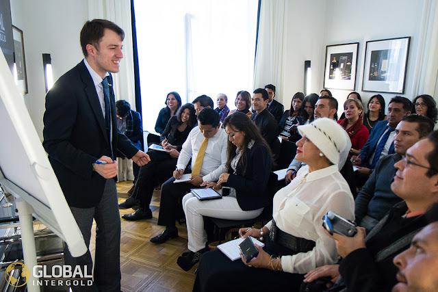 Global intergold espa ol primeros seminarios sobre el for Oficina zurich los llanos de aridane