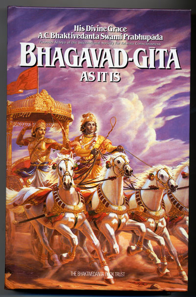 the hindus ideas and concepts of life and the human self in bhagavad gita Two of the oldest hindu scriptures, the upanishads and the bhagavad gita,   the prime entity, thus developing the idea within the members, and humanity   bhagavad gita is a book that enlightens soldier in war by banishing all self- doubts and  the concept of peaceful protest is based on the hindu principle  that life is.