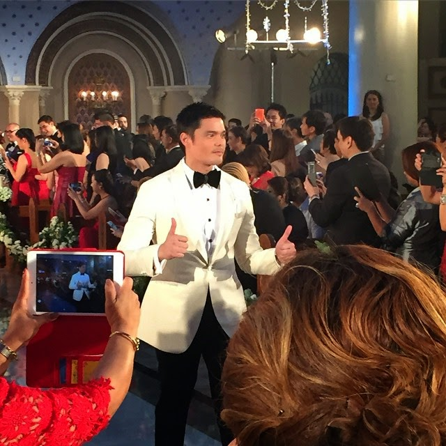 Marian-Dingdong versus Heart-Chiz wedding TV ratings