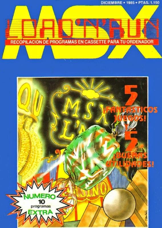 Revistas MEGA Joystick [España] en Retroinvaders