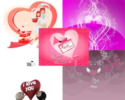Love Wallpaper Pack : Love Desktop Wallpaper Pack, 26 JPG: Portable Own