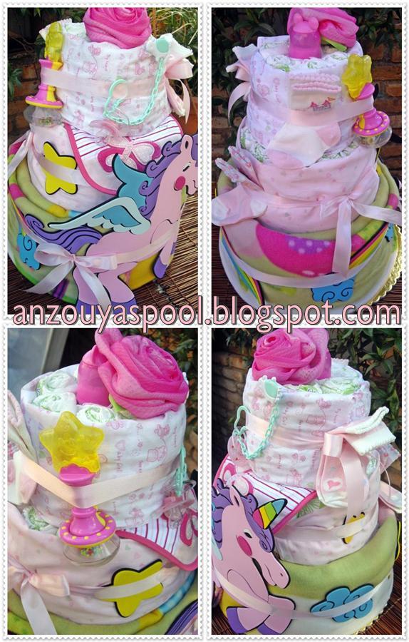 Successful Diaper Cake Business