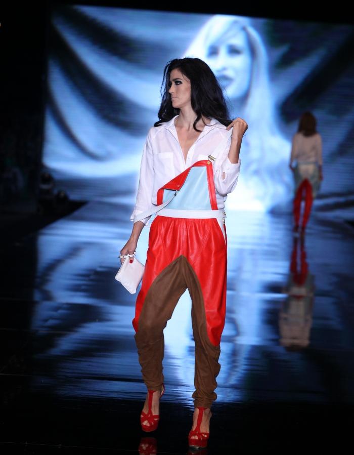 בלוג אופנה Vered'Style שבוע האופנה גינדי תל אביב - דורית בר אור