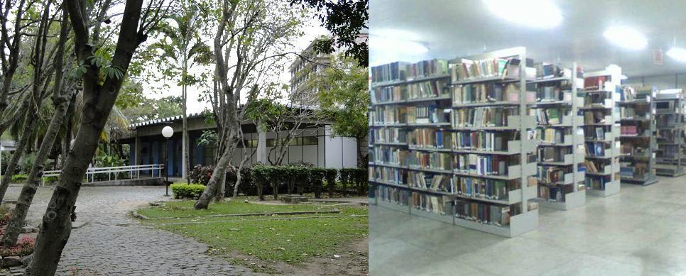 Biblioteca da Escola de Engenharia e do Inst. de Computação (BEE/UFF)
