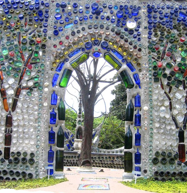 Plastic Bottles Recycling Garden Decor - Interior Decorating and ...