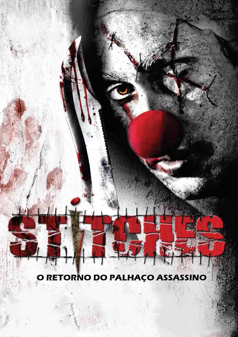 Stitches: O Retorno do Palhaço Assassino Torrent - Blu-ray Rip 1080p Dual Áudio (2014)