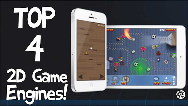 Top 4 – 2D Game Engines for Game Development!