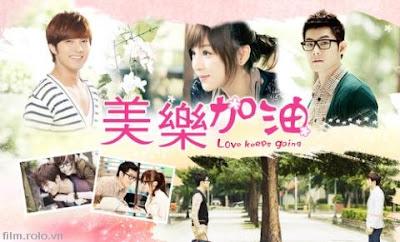 Phim  Tình Vẫn Còn Đây - Love Keeps Going