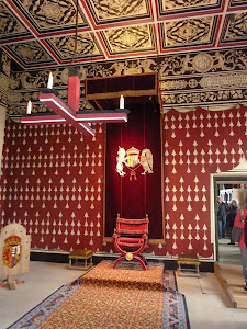 The outer chamber of Queen Mary Guiles mother of Mary Queen of Scots