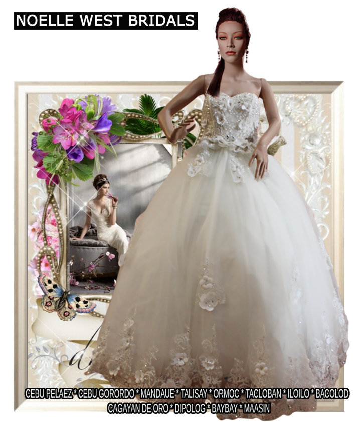 Noelle west bridals brand new bridal gowns for sale or for Cost to rent wedding dress in jamaica