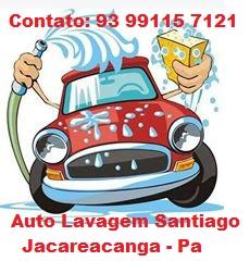 Auto Lavagem Santiago