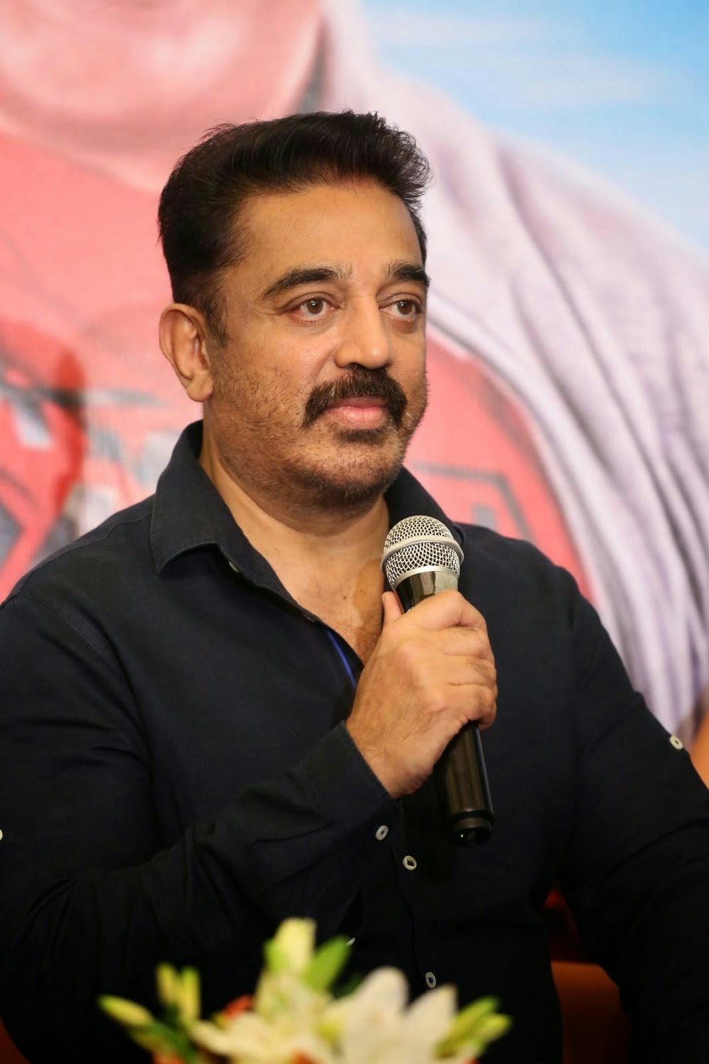 Kamal Haasan New HD images At Uttama Villain Press Meet