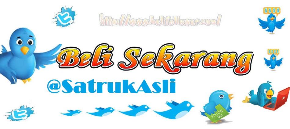 Jasa Tambah Followers Termurah 2013