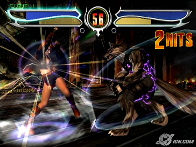 Download Game Ps2 Bloody Roar 4 ISO Psx Free