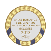 Indie Romance Convention Nominee!