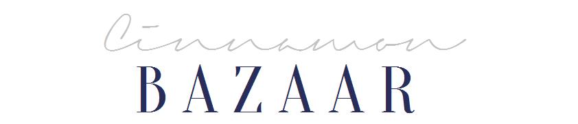 Cinnamon Bazaar | Blog mode, Lifestyle & Gourmandise à Paris