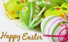 Happy Easter/Feliz Pascoa