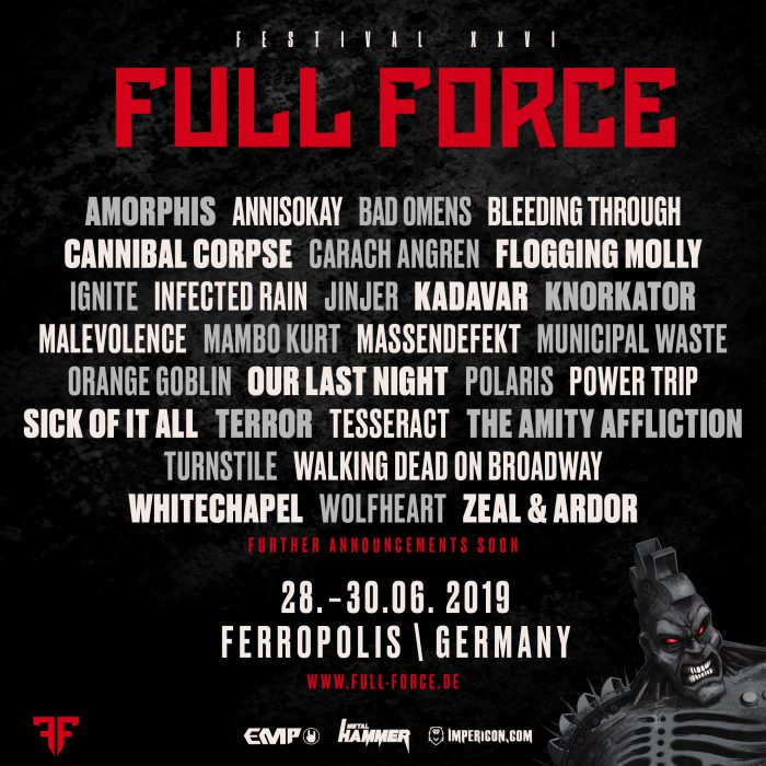 With Full Force 2019