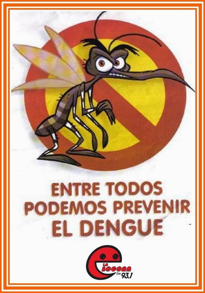 Dengue: Campaña de prevención