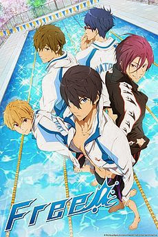 Poster Anime Free!