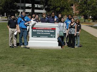 Montgomery Catholic Places 3rd in University of Alabama Math Tournament 1
