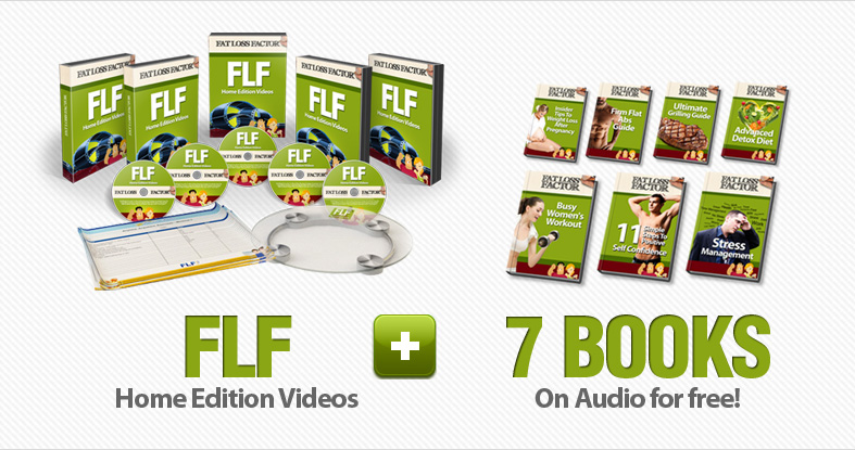 FLF Diet Plan - Fat Loss Factor
