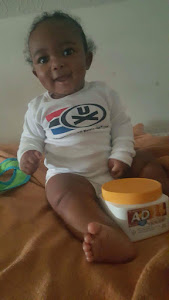 YOUNGEST MEMBER OF THE URBAN X FAMILY OMARI REPRESENTING