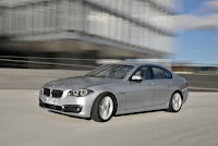Noul BMW Seria 5 Sedan