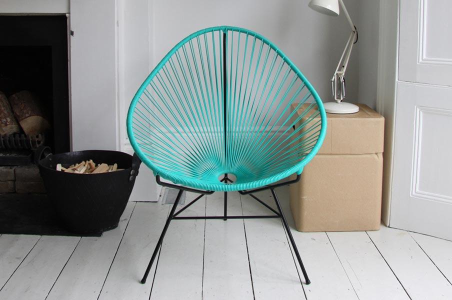 loving mayfair acapulco chair. Black Bedroom Furniture Sets. Home Design Ideas