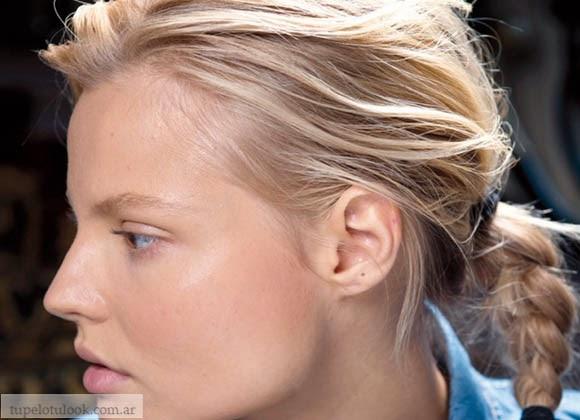 peinados 2014 accesorios moda-