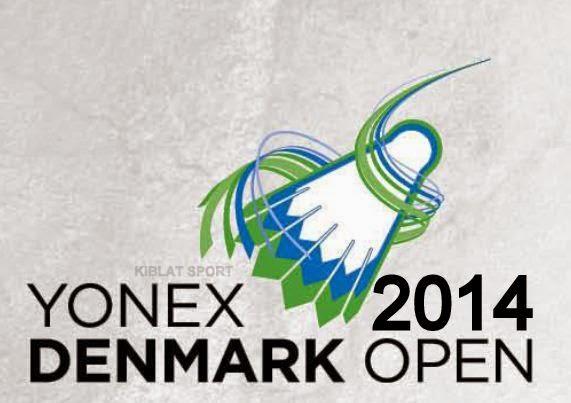 Hasil Pertandingan Denmark Open Super Series Premier 2014