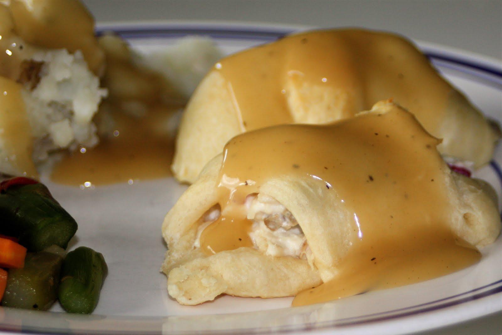 chicken crescent rolls cream cheese