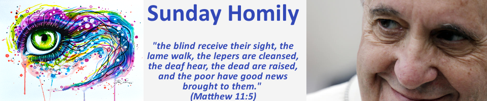 Sunday Homily