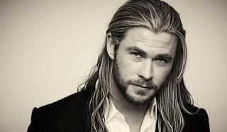Cara meluruskan rambut pria secara alami