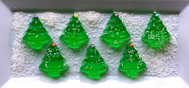 J Is For Jolly Jello Shots