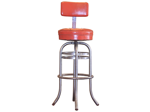 Unique Bar Stools With A Mob Past Weisshouse