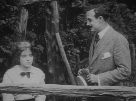 Blanche Sweet and Joseph Graybill