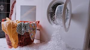Exceso de espuma en el lavado