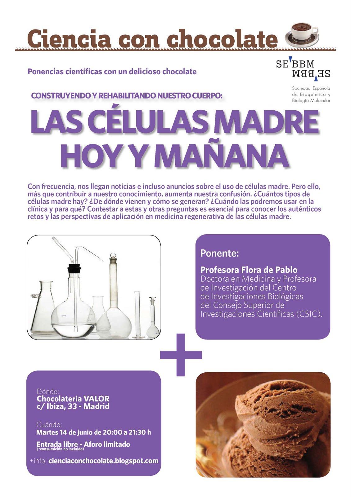Ciencia con Chocolate: junio 2011