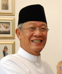 Profil Gubernur Kepri Muhammad Sani