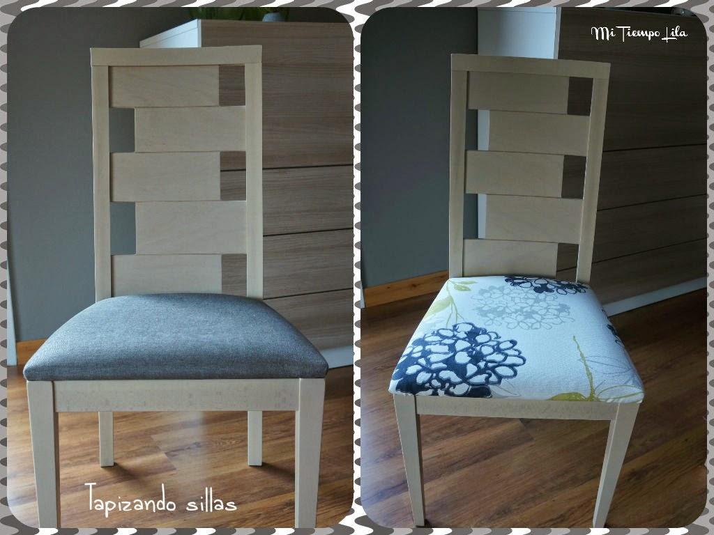 Como tapizar una silla simple free tapizar silla - Como forrar una silla de escritorio ...