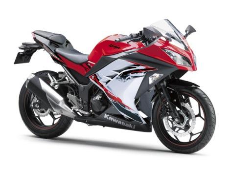 Kawasaki Ninja 250 New SE + ABS Medan hanya naik Rp 50.000 dari OTR Jakarta