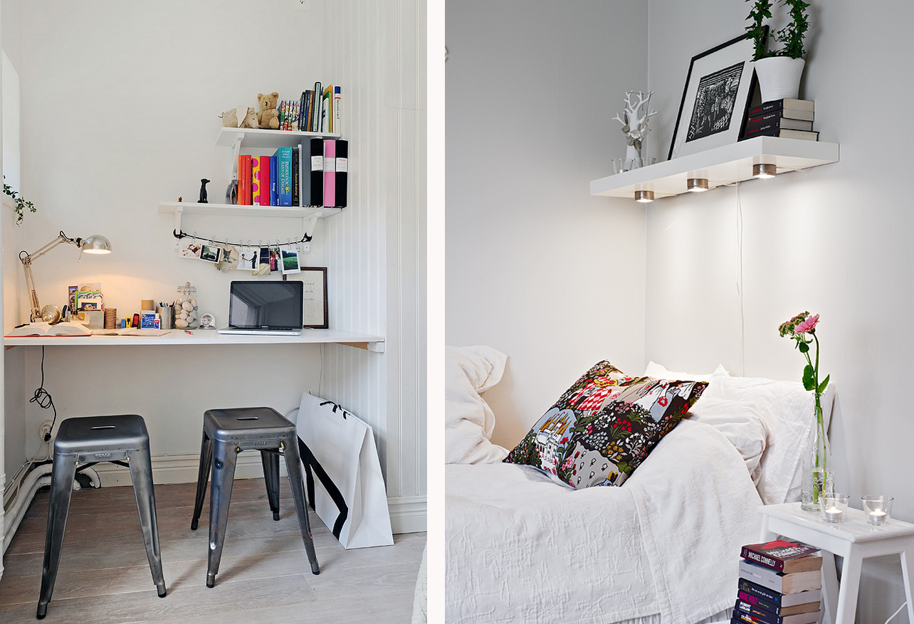 M nica diago arquitectura consejos para aprovechar el - Aprovechar espacios en casa ...