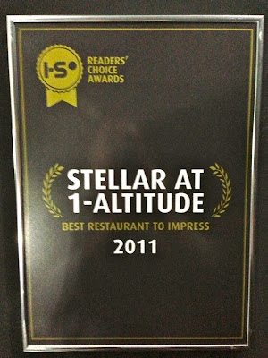 stellar one altitude one raffles place singapore