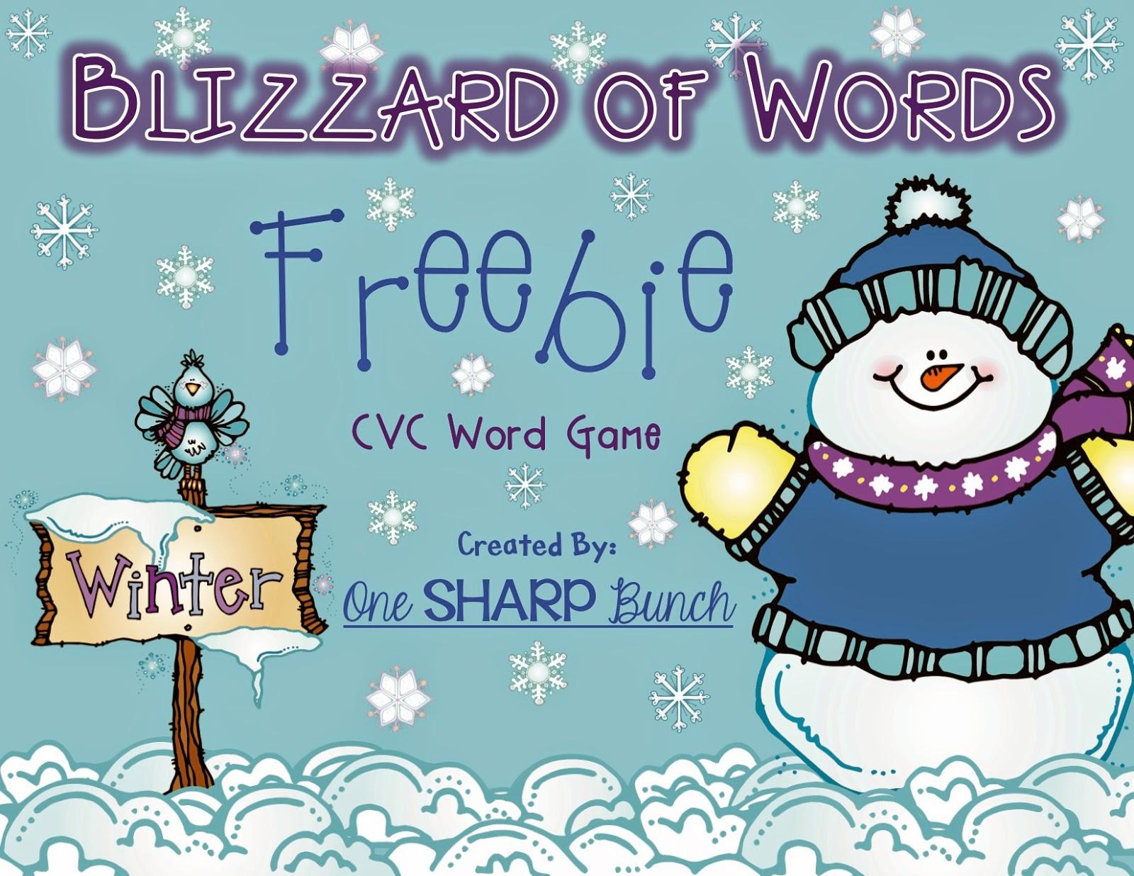 Teacher Tam\'s Educational Adventures: 11 FREE Kindergarten Literacy ...