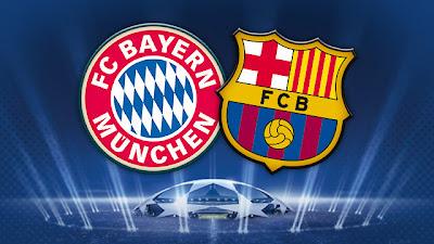 Bayern+Munchen+vs+Barcelona Jadwal Siaran Langsung (SCTV) Bayern Munchen vs Barcelona Leg 1 Liga Champions (Rabu, 24 April 2013)