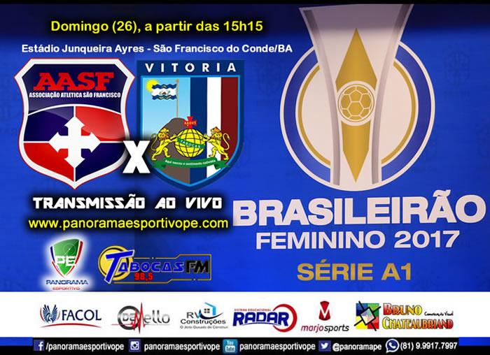 Domingo - Ao vivo na Web Rádio Panorama Esportivo PE e na Rádio Tabocas FM 98,5