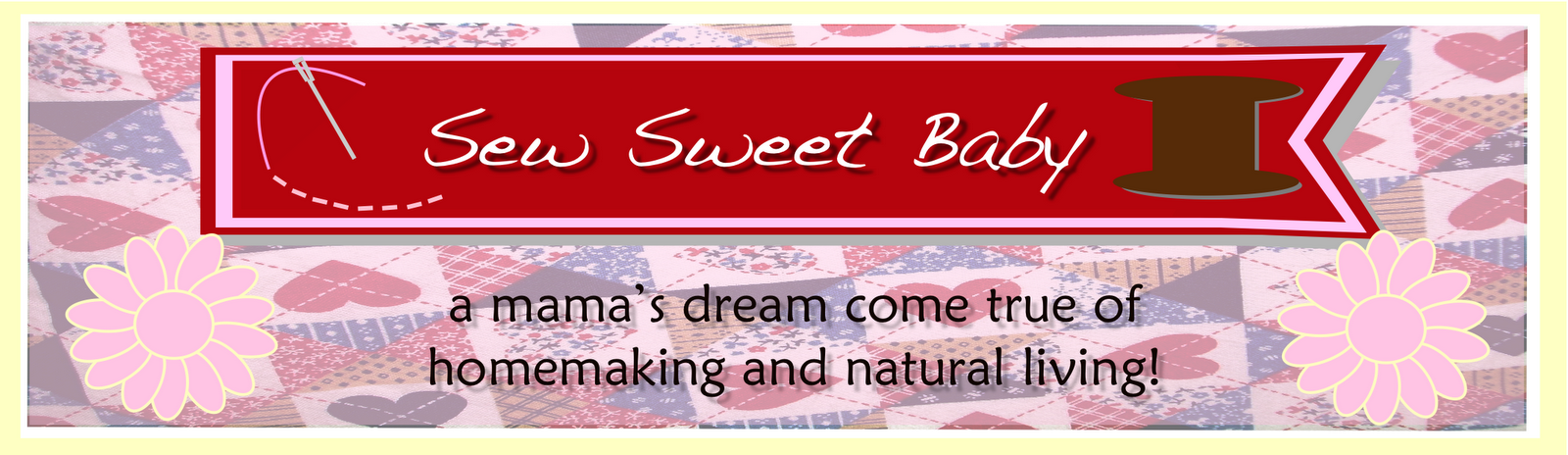 Mama's Sew Sweet Baby